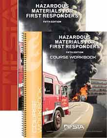 Hazardous Materials for First Responders, 5th Edition Manual and Course Workbook