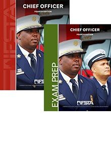 Chief Officer, 4th Edition Manual and Exam Prep