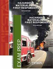 Hazardous Materials for First Responders, 5th Edition Manual and Exam Prep