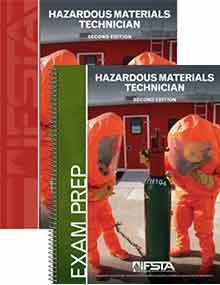 Hazardous Materials Technician, 2nd Edition Manual and Exam Prep