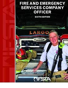 Fire and Emergency Services Company Officer, 6th Edition Manual