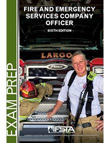 Fire and Emergency Services Company Officer, 6th Edition Exam Prep