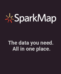 SparkMap Mapping and Reporting Tools Subscription