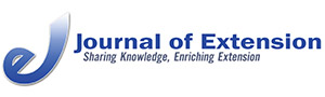 Journal of Extension logo