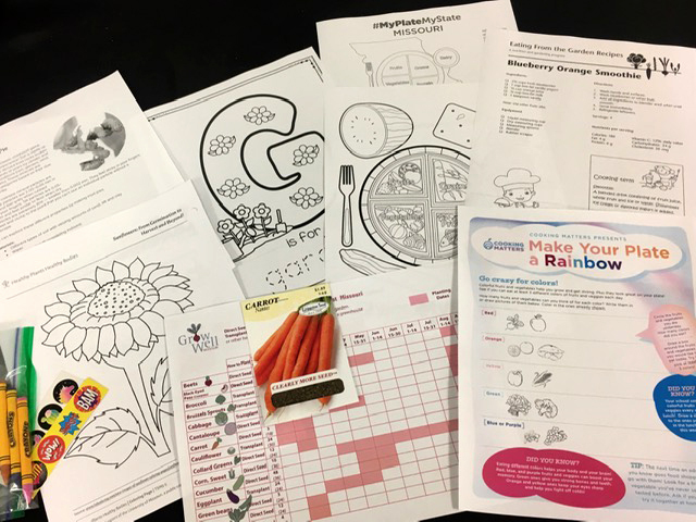 MU Extension in Perry County is providing families with activity and learning packets geared toward various age groups.