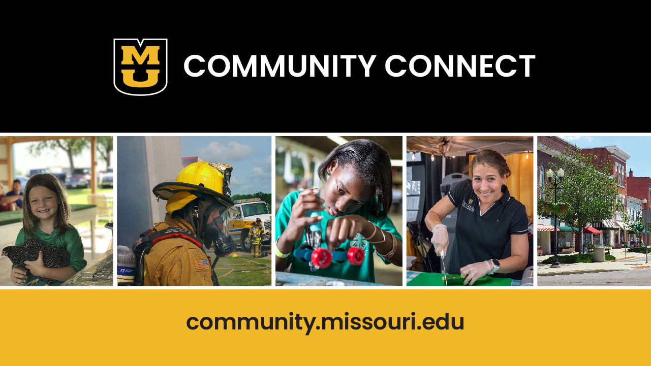 MU Community Connect: community.missouri.edu