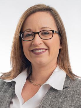 Jennifer Presberry, SENIOR COORDINATOR FOR BUSINESS & COMMUNITIES EXTENSION