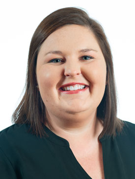 Carlee Quinn, COUNTY ENGAGEMENT SPECIALIST IN AGRICULTURE AND ENVIRONMENT