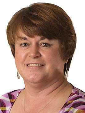 Deann Turner, NUTRITION PROGRAM MANAGER