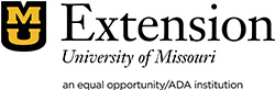 University of Missouri Extension logo with EOADA