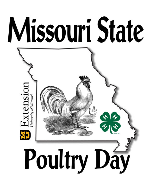 Missouri State Poultry Day logo