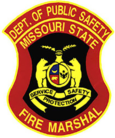 Missouri Division of Fire Safety Logo