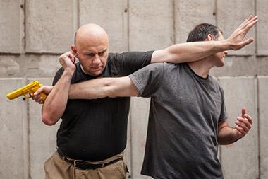 Disarming Demonstration
