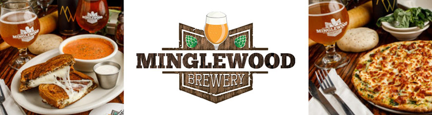 Minglewood Brewery banner