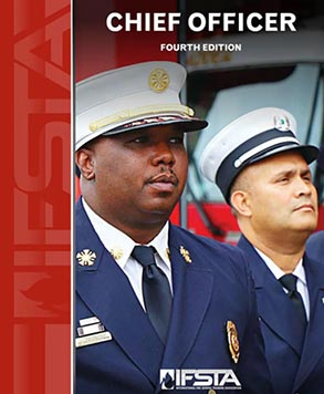 Chief Officer, Fourth Edition, cover.