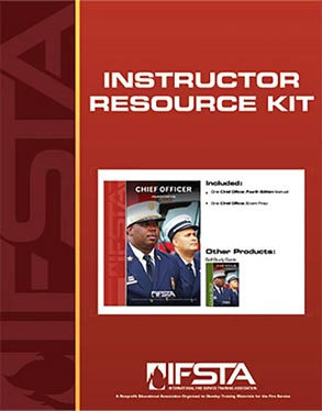Aircraft Rescue and Fire Fighting, Sixth Edition, Instructor Resource Kit.